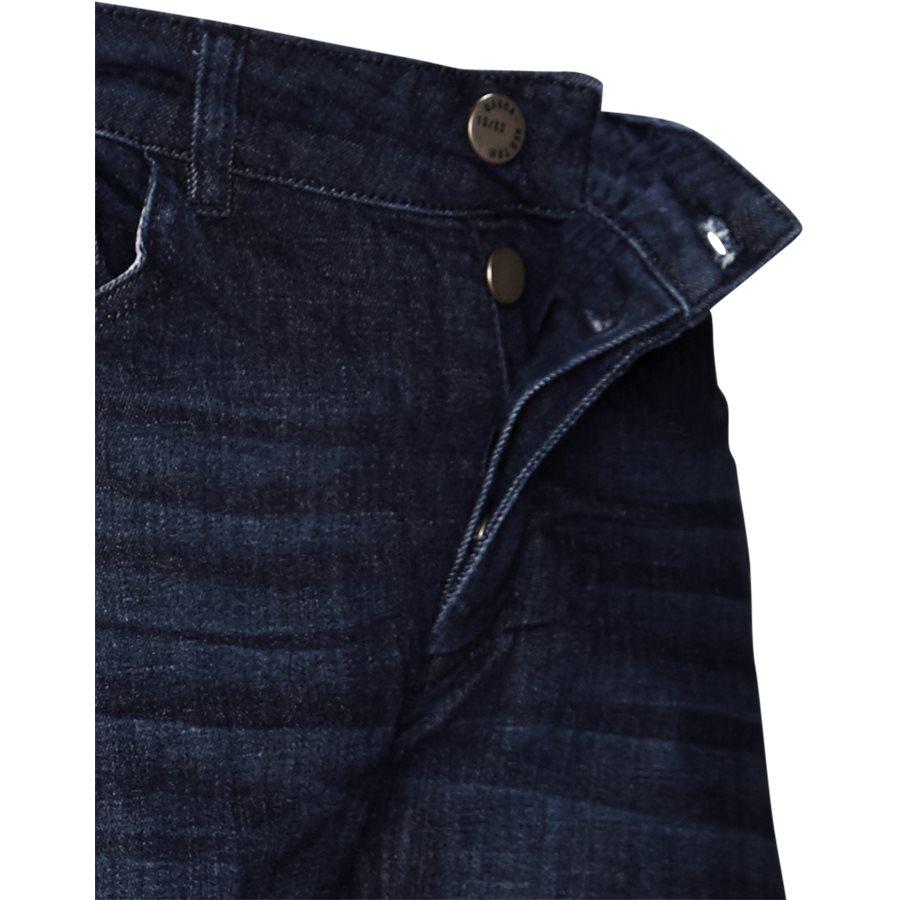 JASON SHORTS K1703 RS0962 - Jason Shorts - Shorts - Regular - MØRK DENIM - 4